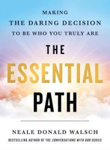 book cover for the essential path