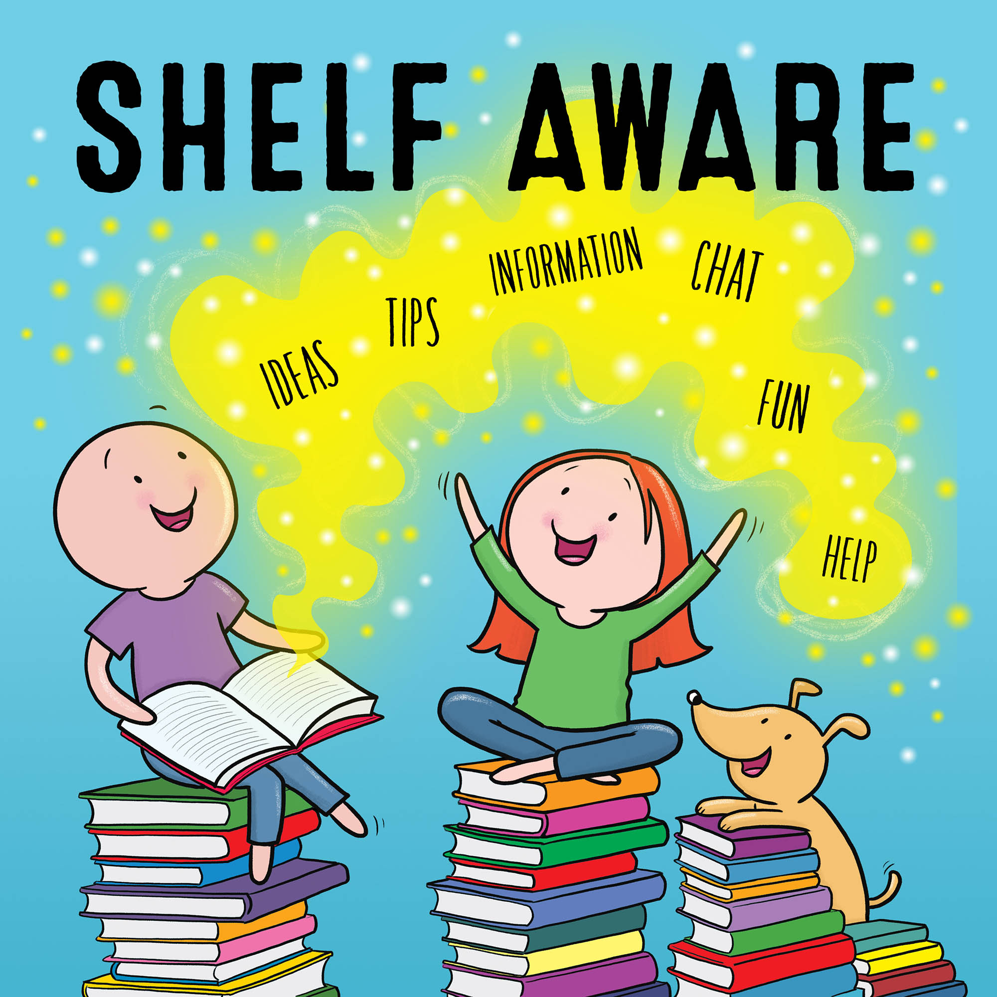Shelf Aware Books Podcast Trailer Launch