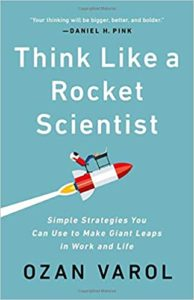 Book Cover for Think Like a Rocket Scientist