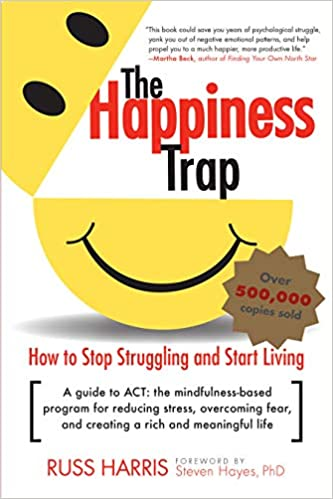 The Happiness Trap by Russ Harris Interview