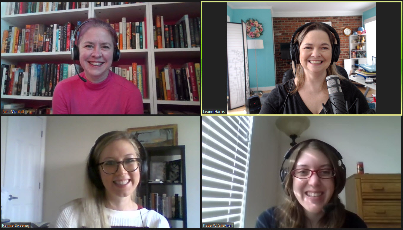 Nonfiction November Book Bloggers Banter About Books – Roundtable Session