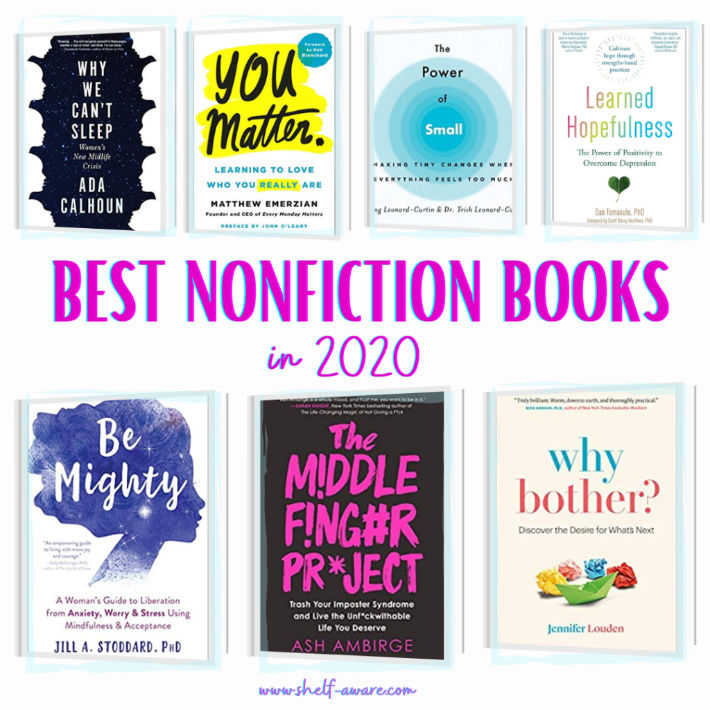 Best Nonfiction Books In 2020